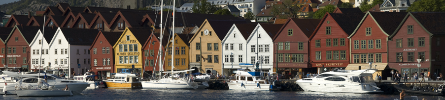 Norway In A Nutshell By Car Touring From Bergen Fjords Flåm And - Norway nutshell map